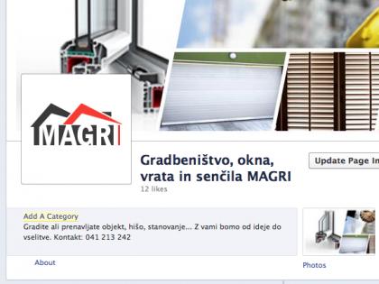Najdete nas tudi na Facebooku