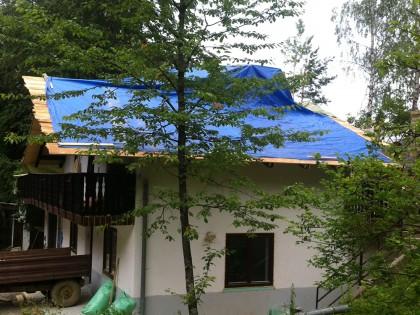 Izolacija in obnova strehe